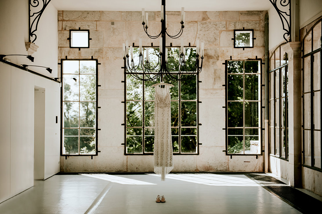 mariage au château de Ferney-Voltaire