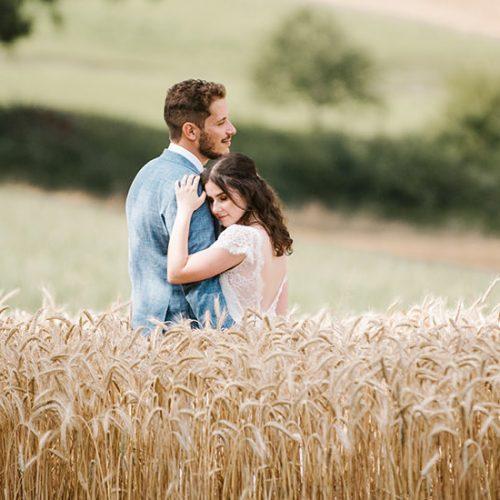 MARIAGE BOHÈME VÉGÉTAL AU CHÂTEAU DE VUISSENS | CATARINA + ROMAN