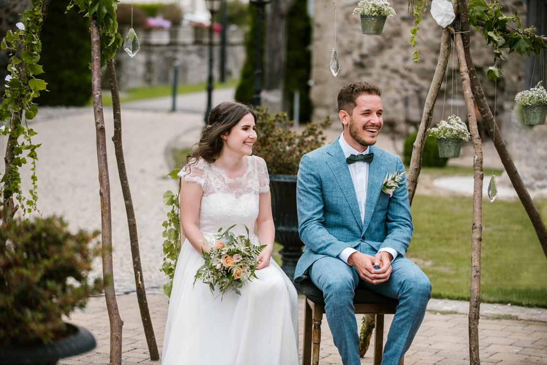 mariage champêtre château vuissens suisse