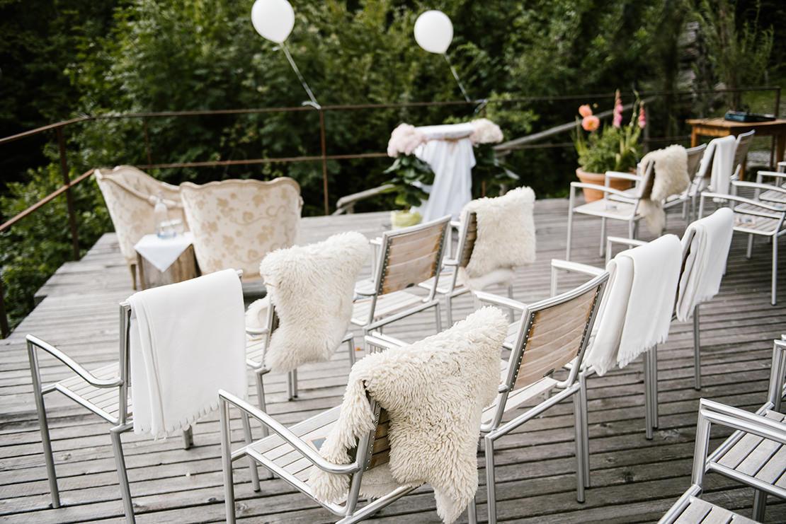 les preparatifs hotel wetterhorn hasliberg cérémonie laique