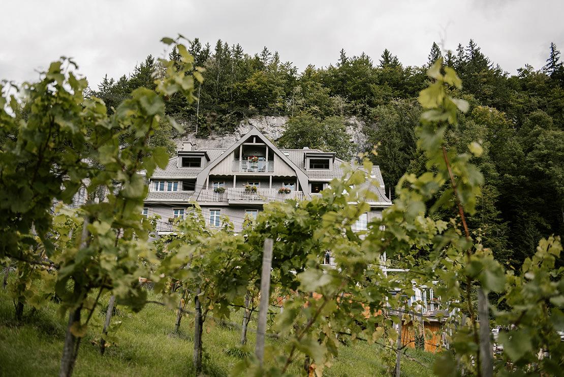 hôtel wetterhorn à hasliberg suisse