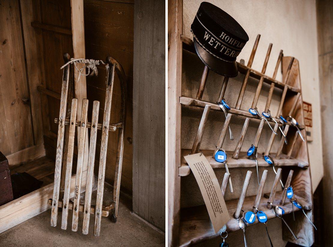 photographe mariage suisse details ski
