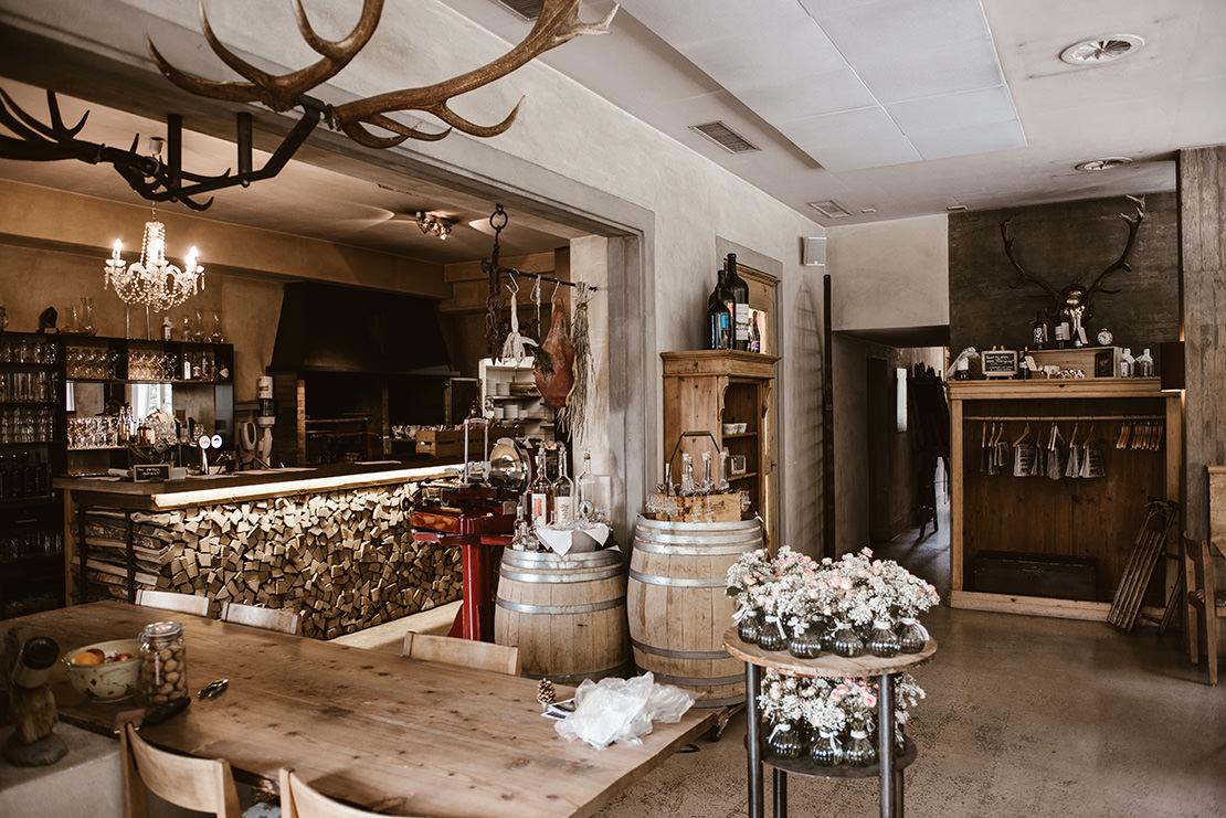 mariage rustique hôtel wetterhorn suisse