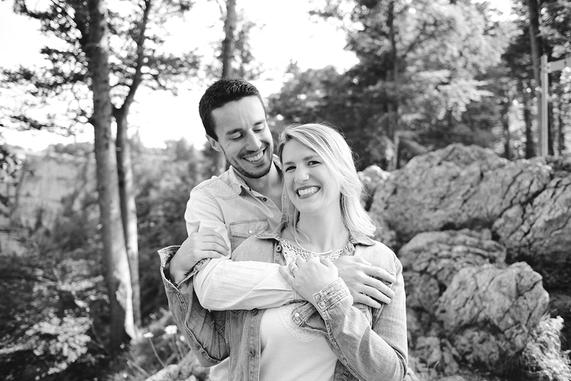 séance engagement creux du van photographe mariage neuchâtel