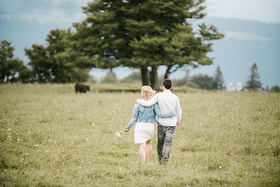 photographe mariage geneve séance couple nature neuchatel
